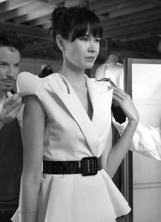 Fitting collection 2016/17 Bernard Depoorter  couture  #bernardepoorter