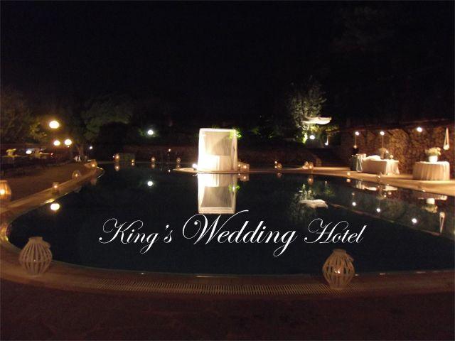 #Cerimonia in #piscina - #Wedding #Cilentocoast #Palinuro #Kingshotel