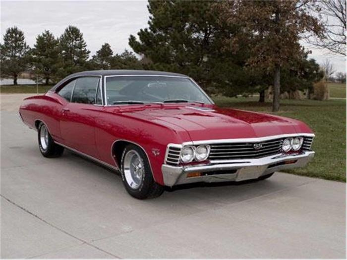 impala car chevrolet impala ss 427 usedcarpostnet cars for sale