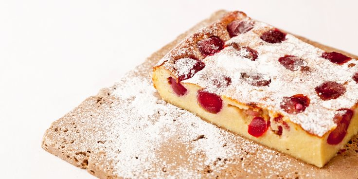 This cherry clafoutis recipe is a classic dessert. Famed French chef Pascal Aussignac uses delicious griotte cherries for his version.