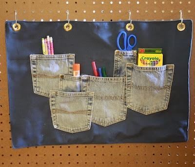 school supplies storage