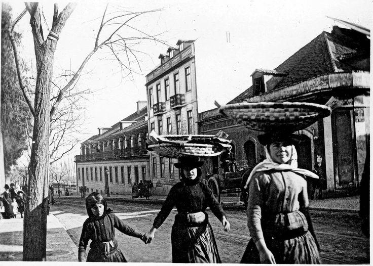 Calçada Ribeiro Santos, 1890