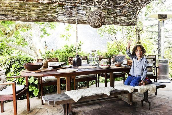 El jardín de la diseñadora Claire Stansfield