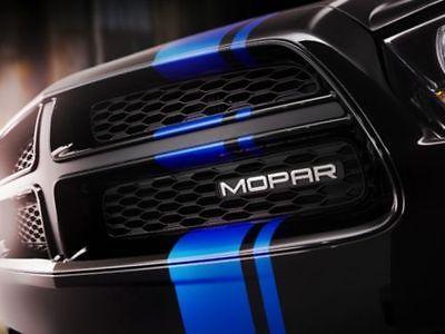2011 2012 Charger Mopar 11 Special Edition Grille Emblem Nameplate Mopar Logo | eBay