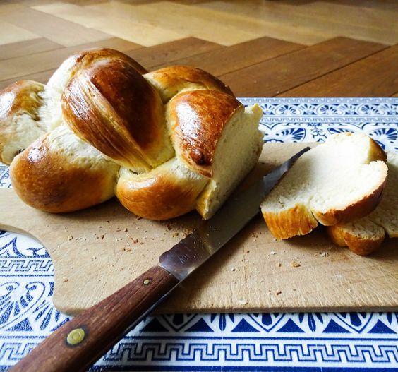 La tresse au beurre suisse