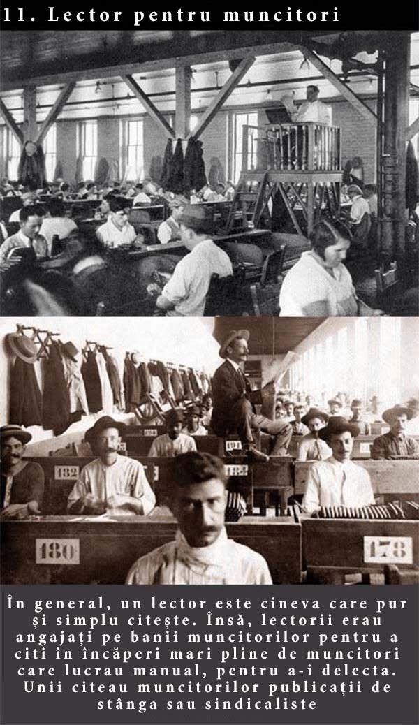 Lector pentru muncitori