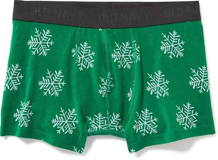 Printed Boxer-Briefs for Men