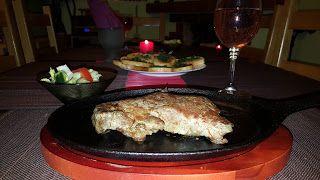 Vaříme bez tuku: Rib eye steak na litinové pánvi