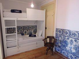 6 Bed Dorm Design Hostel