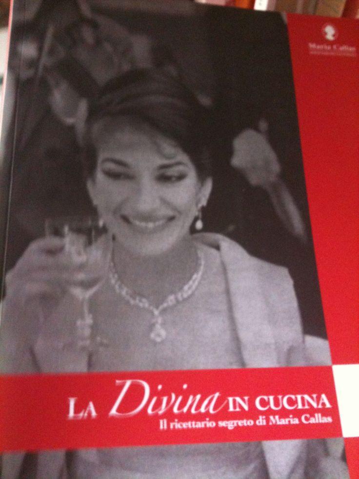 Maria Callas e la cucina