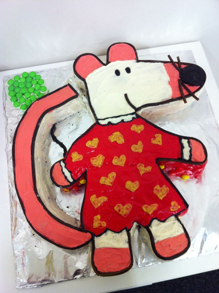 Maisy Mouse never tasted so good!