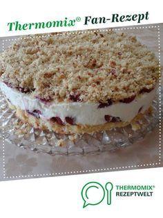 Strawberry Milkmaid pie