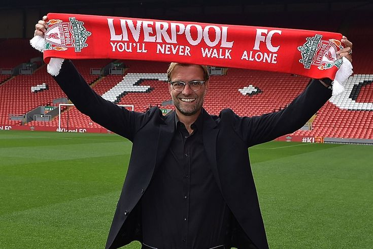 """Support the Reds and get your Liverpool F.C. """"You'll Never Walk Alone"""" Official Scarf today."""