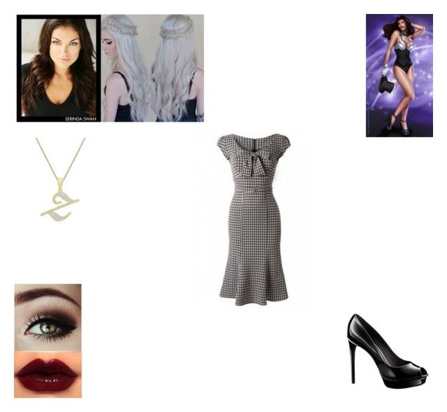 """""""Dinner with Selina"""" by theglittergamer on Polyvore featuring Louis Vuitton and Stop Staring!"""