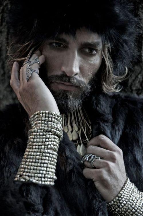 "PHOTOGRAPHER: ~ ""Gypsy male."""