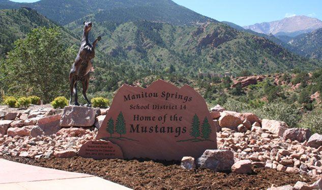 manitou springs colorado | Manitou Springs School District - Prudential Colorado Springs