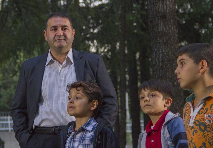 Aziz ve çocuk esirgeme kurumu çocukları