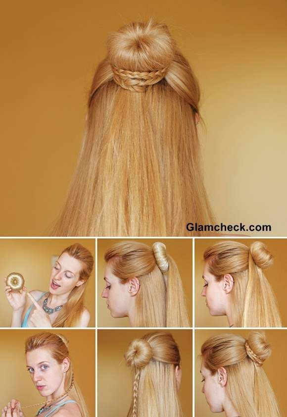 17 Best Images About Hairstyle Tutorials On Pinterest