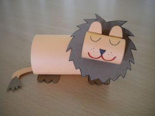 Los cuentos de Kika: León dormilón