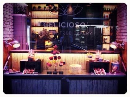 Gluten free Bakery  Celicioso (Calle Hortaleza 3, Madrid)
