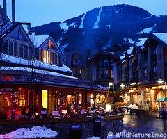 Whistler Village, BC, Canada
