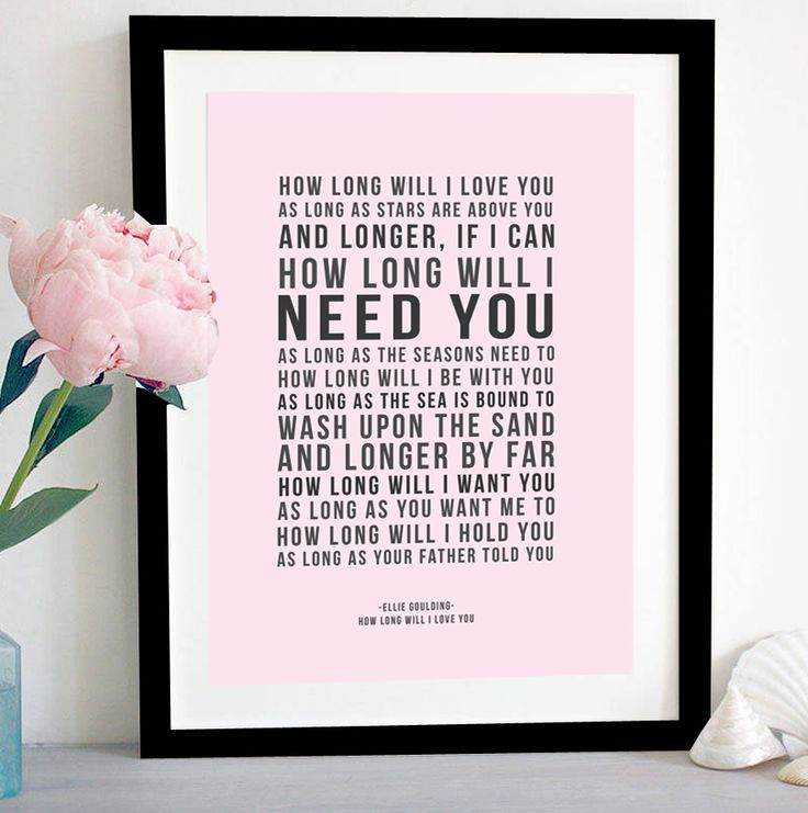 31 best Song Lyric Prints, Music Lovers, Lyric Wall Art images on ...