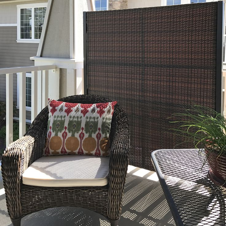 Help Block The Sun On Your Outdoor Patio, In Your Backyard, Or Even The · Outdoor  Privacy ScreensOutdoor ...