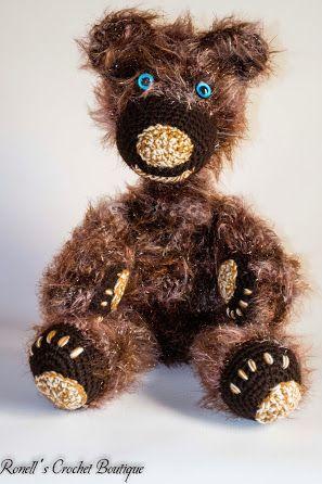 Scruffy Bear R250