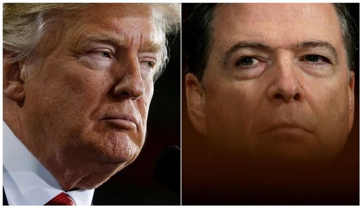Comey Confidante Bursts Into Laughter Over Trump's Claim That The Ex-FBI Director is A 'Leaker'