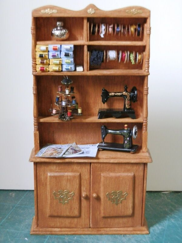 how to: sewing cabinet                                                                                                                                                                                 Mais