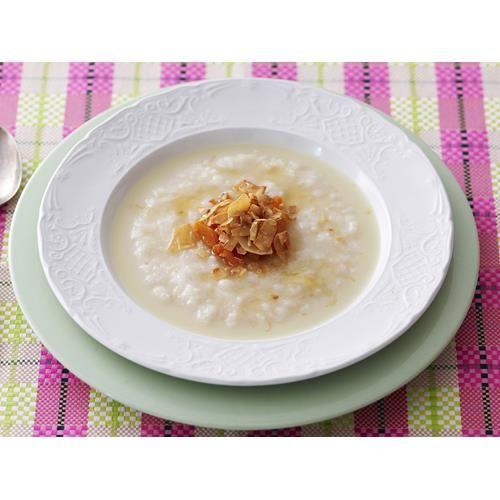 Rolled rice porridge recipe - By Australian Women's Weekly, Check the health…