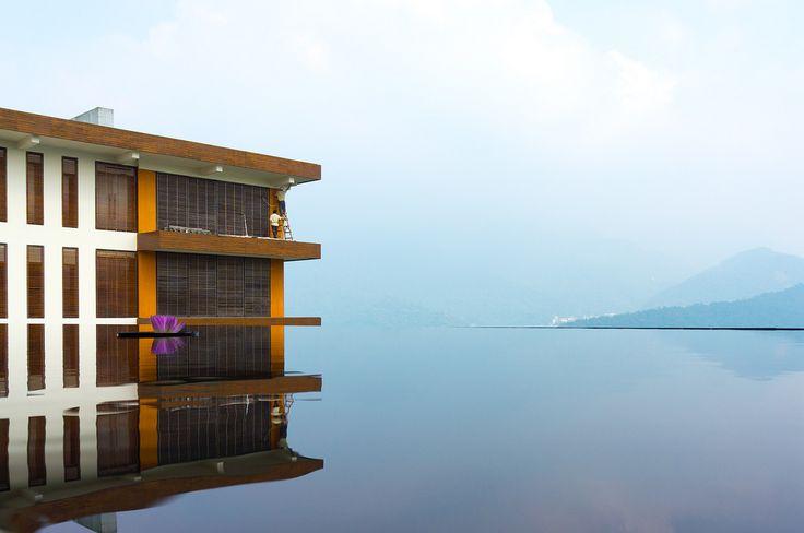 Lalu Hotel, Sun Moon Lake Kerry Hill with TIA Architects 142 Jungshing Road Yuchr Shiang Nantou