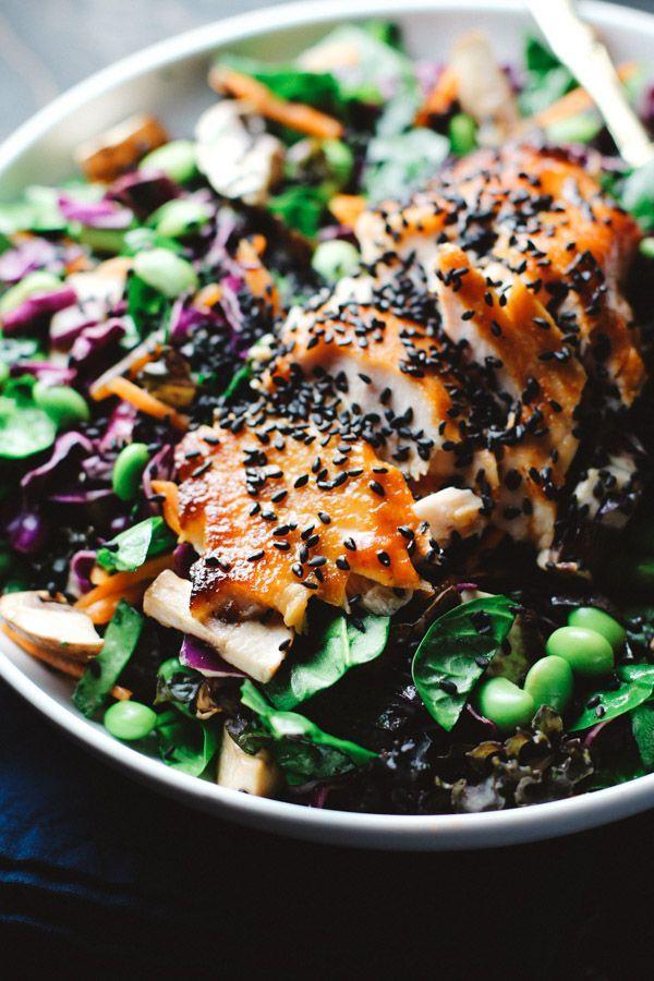 asian sesame salad asian salmon salad asian salmon recipes salad days ...