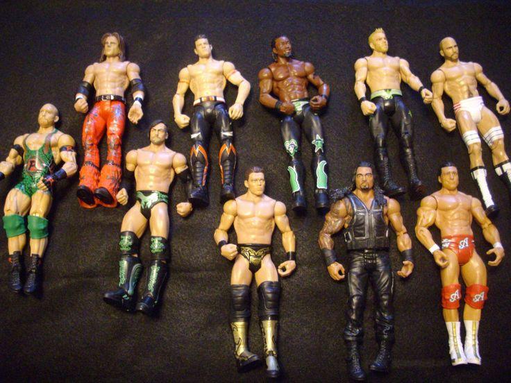 Lot of 10 WWE Wrestlers incl. ROMAN REIGNS, ANTONIO CESARO, ALBERTO DEL RIO + - http://bestsellerlist.co.uk/lot-of-10-wwe-wrestlers-incl-roman-reigns-antonio-cesaro-alberto-del-rio/
