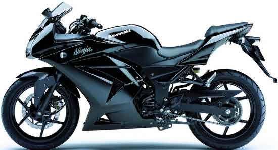 Kawasaki Ninja - 10 Top Fastest Heavy Bikes in The World