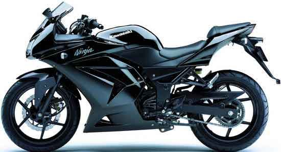Kawasaki Ninja - 10 Top Fastest Heavy Bikes in The World