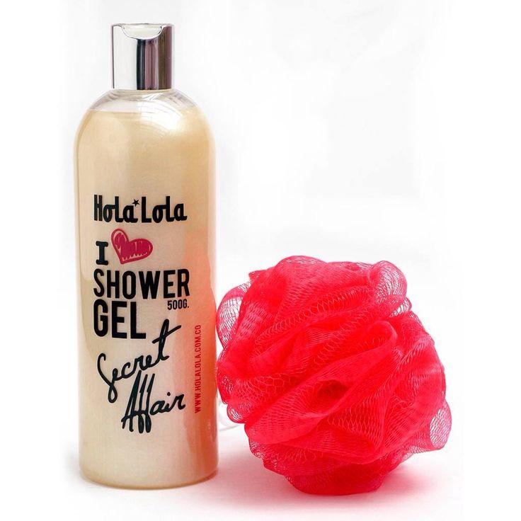 Secret Affair Shower Gel  www.holalola.com.co