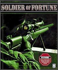 Soldier of Fortune (PC) okładka