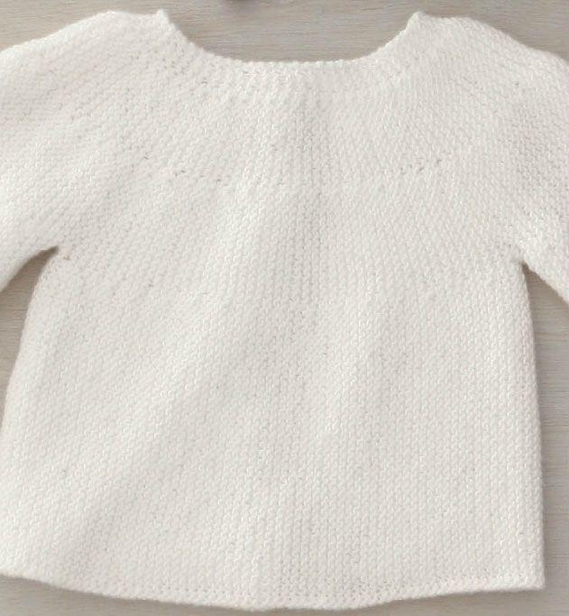 Brassière à tricoter pr débutantes