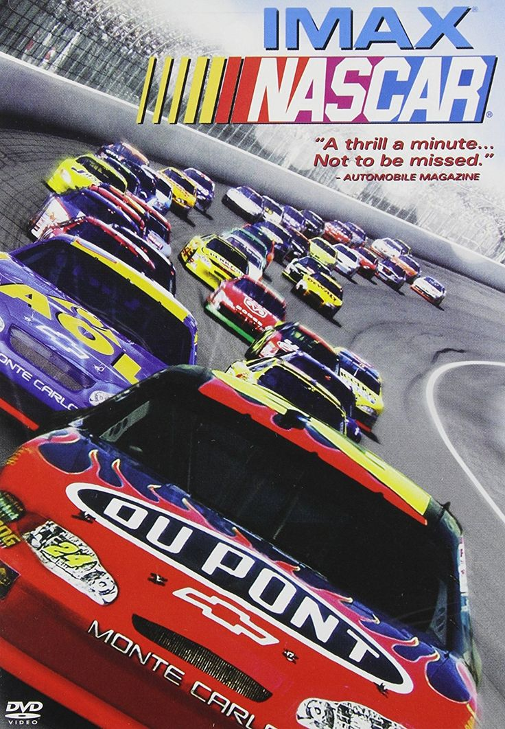 When NASCAR The IMAX Experience 3D is released to IMAX