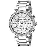#8: Michael Kor Women's Parker Silver-Tone Watch MK5353 | http://ift.tt/2bpC1Iq shares Hot New Releases in Women's Watches - contain bestselling items. #watches #women #womenwatches #ladies #ladieswatches #female #female watches #fashion #latest #bestselling #loveit #iwantit
