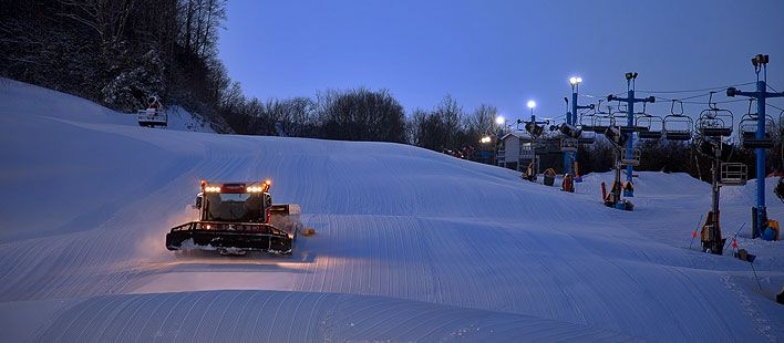 North carolina skiing snowboarding at cataloochee ski for Best mountain towns to raise a family