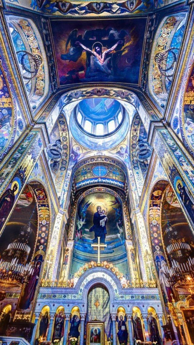 St. Volodymyr's Cathedral, Kiev Ukraine