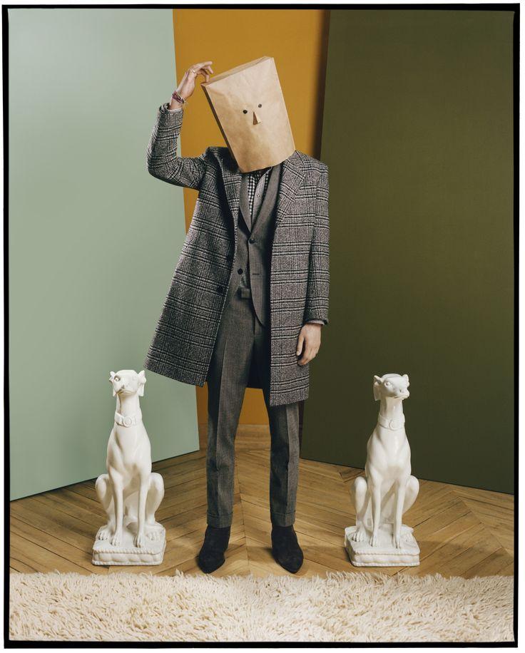 Paul Smith Autumn/Winter '17 Campaign