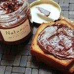 Recette bio de pâte à tartiner chocolat-noisettes sans huile de palme, sans lait et sans sucre (Naturola) | Naturacoach
