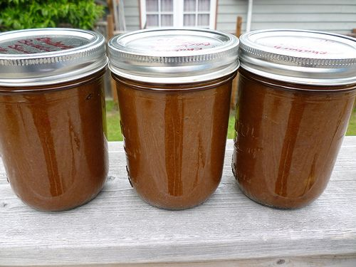 Rhubarb Barbecue Sauce...i want to try to make this!