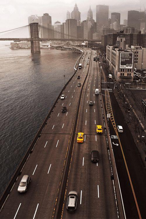 next stop. NYC