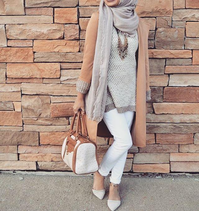 Hijab Fashion 2016/2017: Pinned via Nuriyah O. Martinez | #MuslimahApparelThings