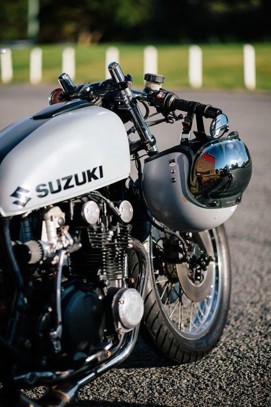 scumbagcycles:www.throttleroll.comSuzuki Cafe Racer #motorcycles #caferacer #motos | caferacerpasion.com