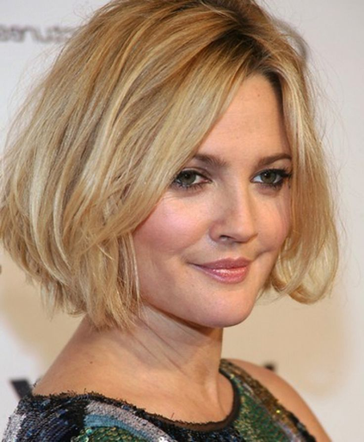 27 best images about Short Hairstyles for Round and Chubby